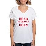 Ohio Grassman Women's V-Neck T-Shirt