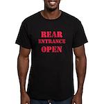 Ohio Grassman Men's Fitted T-Shirt (dark)