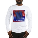 US Veteran Long Sleeve T-Shirt