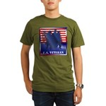 US Veteran Organic Men's T-Shirt (dark)