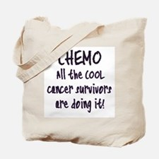 Chemo is Cool! Tote Bag