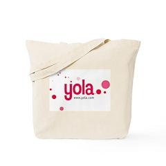 Yola Canvas Tote Bag