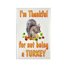 Thanksgiving Rectangle Magnet (10 pack)