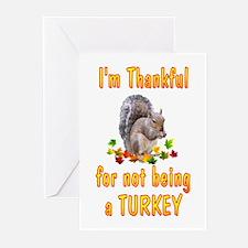 Thanksgiving Greeting Cards (Pk of 20)
