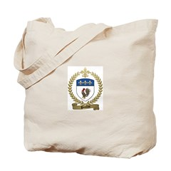 POULIOT Family Crest Tote Bag