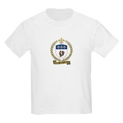 POULIOT Family Crest T-Shirt