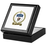 POULIOT Family Crest Keepsake Box