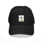 POULIOT Family Crest Black Cap