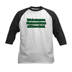 This is My Green. Kids Baseball Jersey
