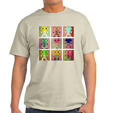 Multi-Color Rockford Light T-Shirt