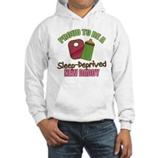 Sleep-Deprived Dad Hoodie