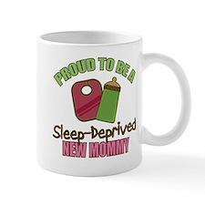 Sleep-Deprived Mom Small Mug