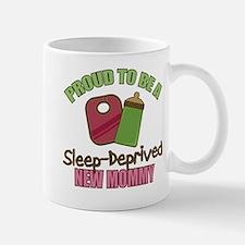 Sleep-Deprived Mom Small Small Mug