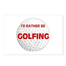 FORE ! Postcards (Package of 8)