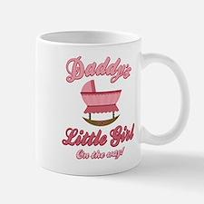 Daddy's Girl On Way Mug