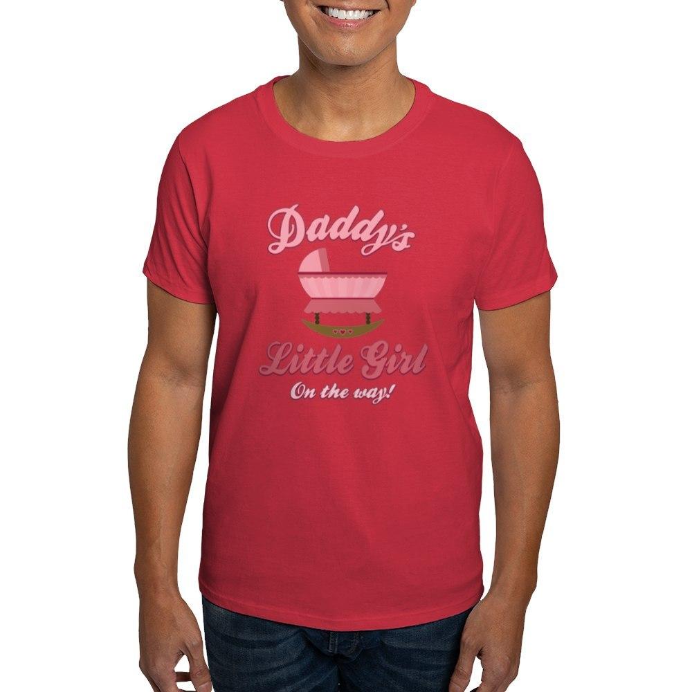 396750266 CafePress Daddy/'s Girl On Way Dark T Shirt 100/% Cotton T-Shirt