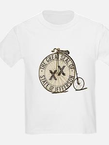 2009 State of Jefferson Tour T-Shirt