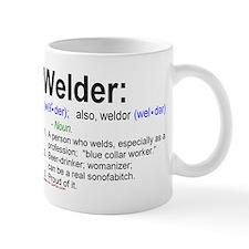 What's a welder Mug