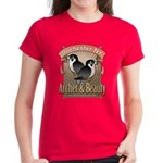 Archer & Beauty Women's Dark T-Shirt