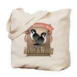 Archer & Beauty Tote Bag