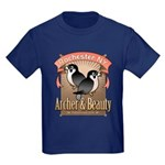 Archer & Beauty Kids Dark T-Shirt