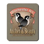 Archer & Beauty Mousepad