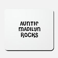 AUNTIE MADILYN ROCKS Mousepad