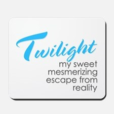 Twilight - Reality Mousepad