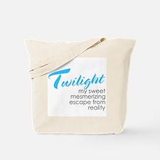 Twilight - Reality Tote Bag