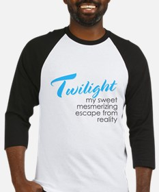 Twilight - Reality Baseball Jersey