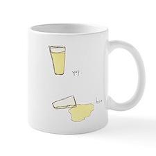 The Spill Small Mug