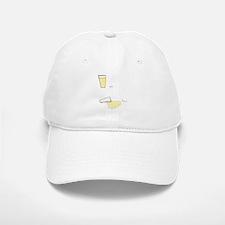 The Spill Baseball Baseball Cap
