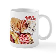 English Bulldog Puppy Mug