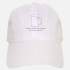 beer me Baseball Baseball Cap