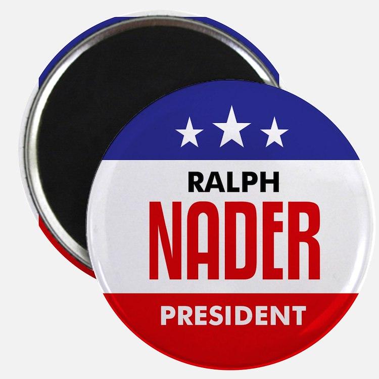Nader 08 Magnet