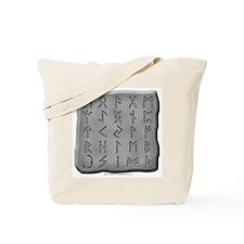 Viking Rune Stones Tote Bag