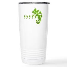 Cute Funny chameleon Travel Mug