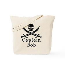 Captain Bob Tote Bag