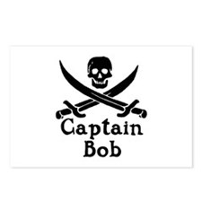 Captain Bob Postcards (Package of 8)