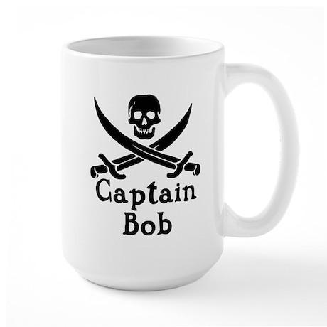 Captain Bob Large Mug