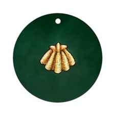 Populace Badge Ornament (Round)