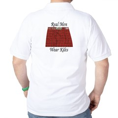 Masonic Real Men Wear kilts T-Shirt
