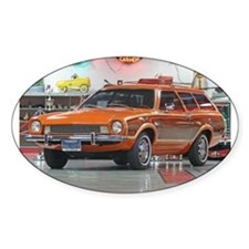 1973 Ford Pinto Oval Decal