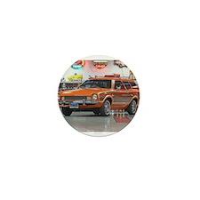 1973 Ford Pinto Mini Button