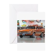 1973 Ford Pinto Greeting Card