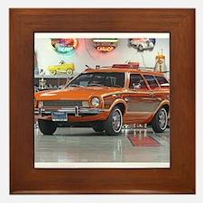 1973 Ford Pinto Framed Tile