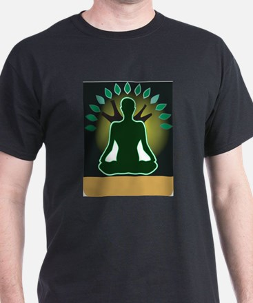 yoga and meditation T-Shirt