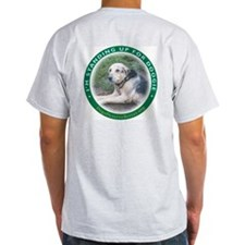 I'm Standing Up for Doogie Ro T-Shirt