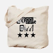 Doggie Daddy Tote Bag