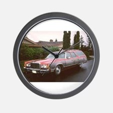 1976 Chrysler T & C Wall Clock